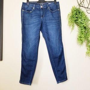 Melissa McCarthy | Medium Wash Legging Skinny Jean